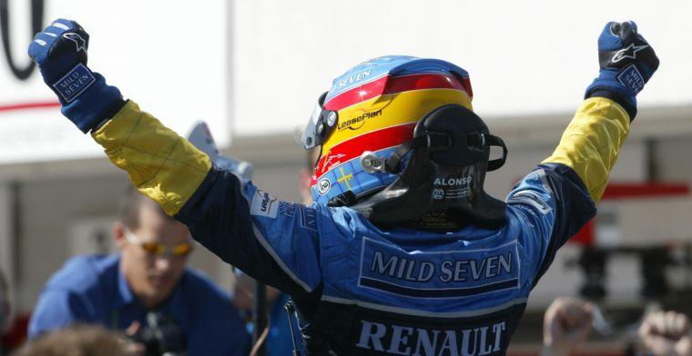 OFFICIAL: Alonso returns to Formula 1 with his old love Renault