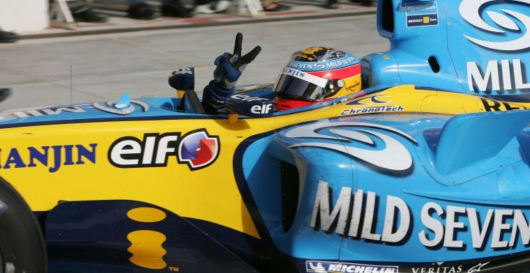 'Alonso keert terug in de Formule 1 bij Renault als opvolger van Ricciardo'