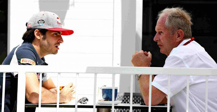 Marko compliments Ferrari: Bringing in Sainz is good for them