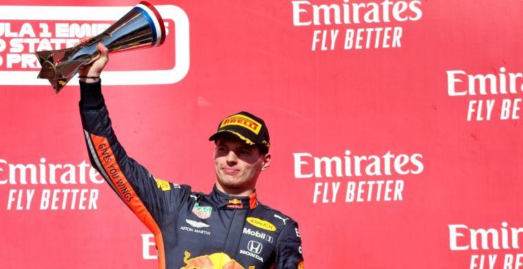 De statistieken van Max Verstappen: Nu al één van de beste coureurs zonder titel