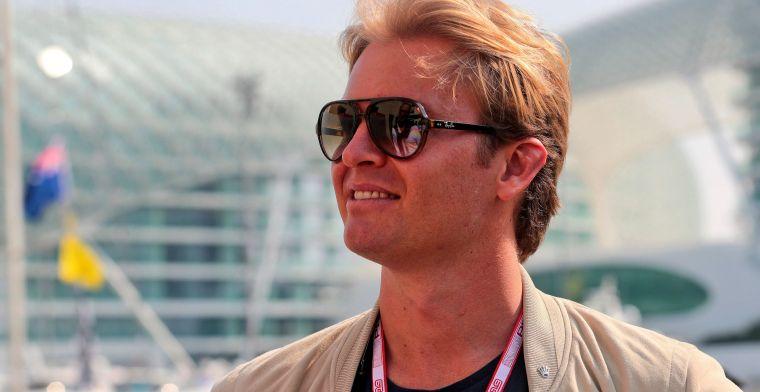 Rosberg wordt de kans op een 'challenge' ontnomen door Doornbos