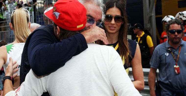 Briatore knows for sure: ''Alonso is motivated and ready for a return''