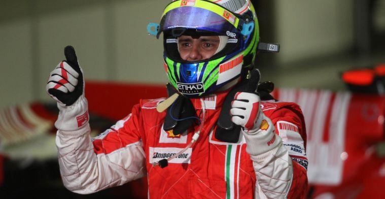 Massa waarschuwt Sainz: ''In je eerste jaar moet je laten zien dat je kan winnen''