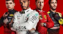 Afbeelding: Olav Mol verzorgt commentaar in F1 2020