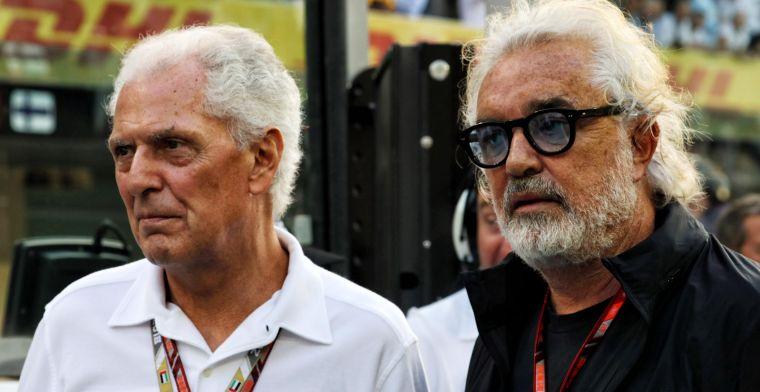 Briatore duidelijk over Vettel: ''Hij moet boeten voor zijn snelle teamgenoot''