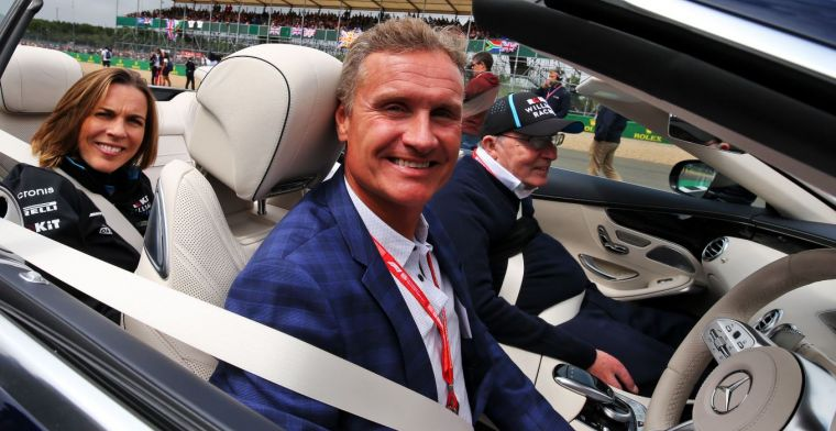 Coulthard: 'Schumacher was better, but I didn't want to be a second driver'