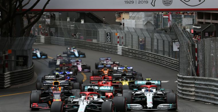 No Formula 1 calendar for 2020 yet, but Monaco already knows the date for 2021