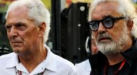 Image: Briatore clear about Vettel: ''He has to pay for his fast teammate''