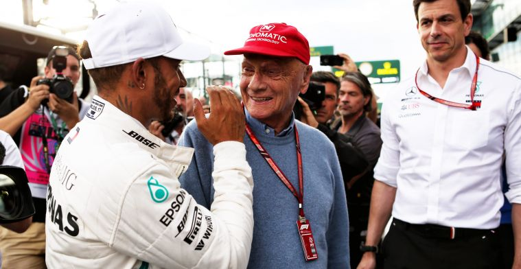 Hamilton thinks back, He was always trying to get more out of people''