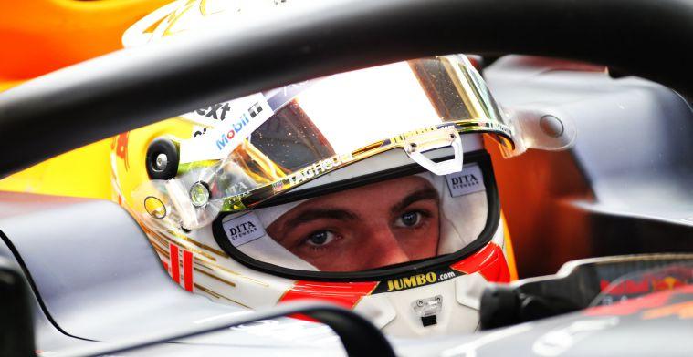 Windsor praising Verstappen: ''Great how he can drive that car''