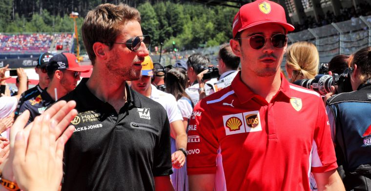 Verrassing bij de coureurs: ''Ik was ervan overtuigd dat Vettel zou blijven''