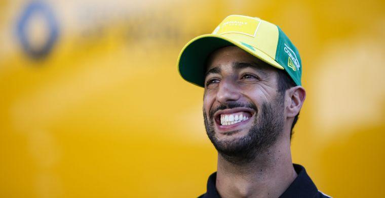 'Ricciardo kan in twee jaar tijd 93 miljoen verdienen bij McLaren'