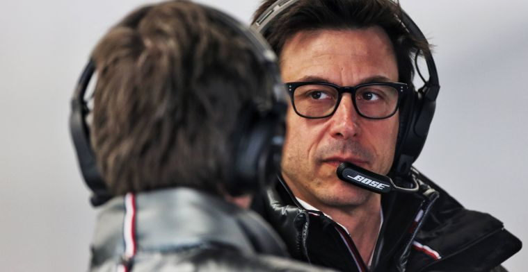 Wolff: I saw some cracks in that relationship