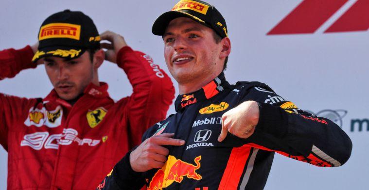 Racepak Max Verstappen wordt geveild voor het goede doel