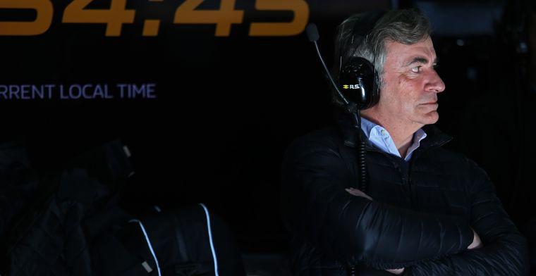 Sainz senior hoopt op een terugkeer: ''Ik zou hem graag weer zien op het circuit''