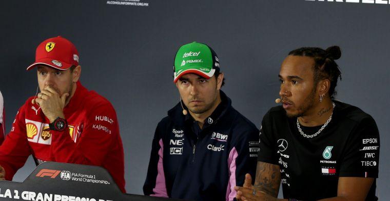 Ecclestone adviseert Mercedes: Vettel's PR-impact zou gigantisch zijn