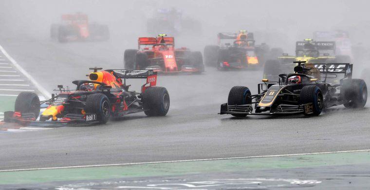 Verstappen samen met F1-coureurs in WhatsApp-groep: Willen helpen waar kan