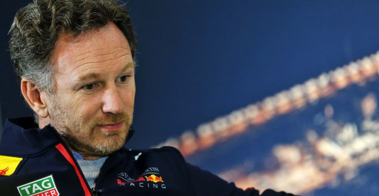 Horner: We couldn't quite get rid of that new rule