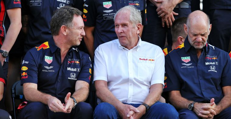 Helmut Marko: There was a brief disagreement, but Horner stays
