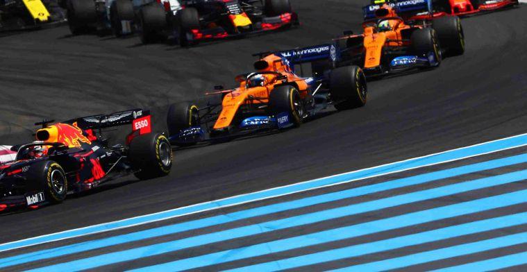 Ferrari zag dat Sainz zijn wagen vaker thuis weet te brengen dan Verstappen