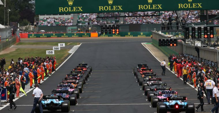 Zien we nog een GP in Groot-Brittannië? Nieuwe maatregelen aangekondigd