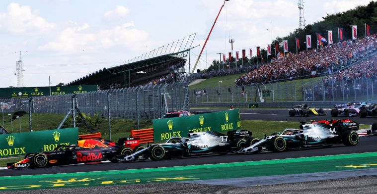Hungary in the picture as replacement for British Grand Prix