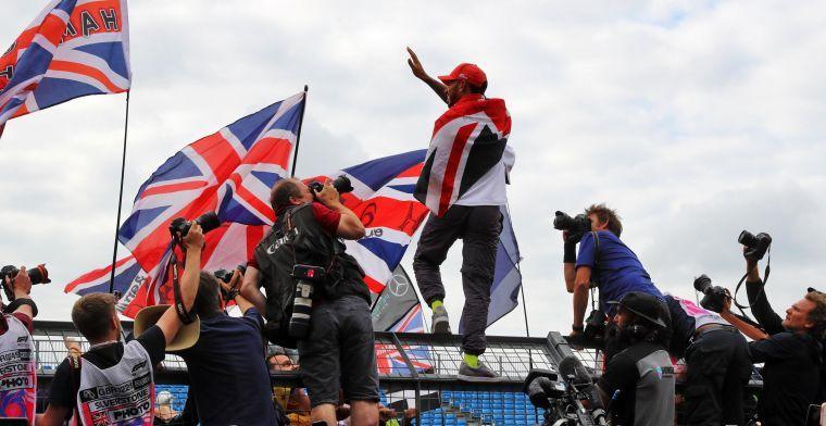 Silverstone hoopt dat tickethouders geen geld terug willen
