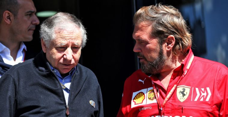 Todt relies on reason at Ferrari and is not afraid of veto