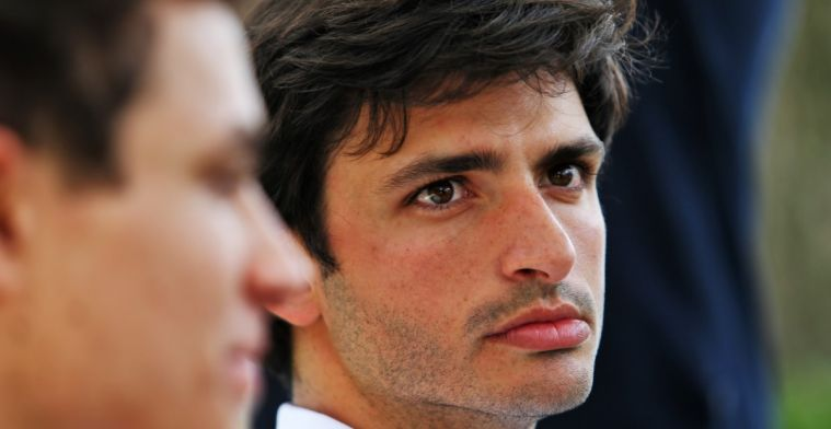 'Current situation not normal for either Sainz of Ferrari'