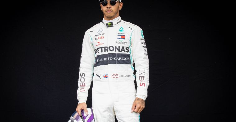 Hamilton on simulator: I don't like it, but you should take advantage of it