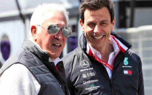 'Stroll plukt nieuwe CEO voor Aston Martin weg bij Mercedes-AMG'