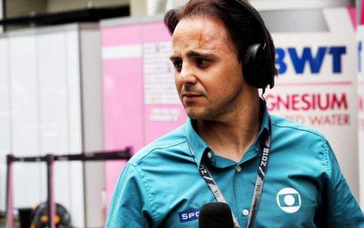 Massa op de hoogte van toestand Schumacher: