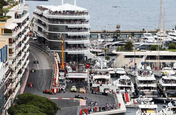 Three events on street circuit Monaco in 2021!