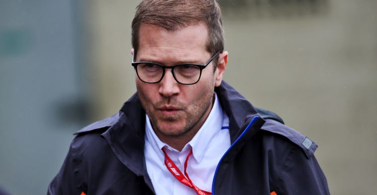 Seidl is the ideal guy for McLaren. ''They can go back to the top''