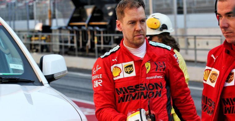 Where else can Vettel go? Aston Martin is a good option for him''