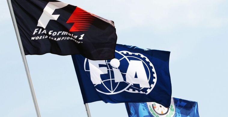 FIA komt met kliklijn voor motorsport overtredingen