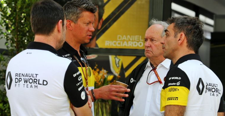 Abiteboul believes in F1 project: ''This will be good for us too''