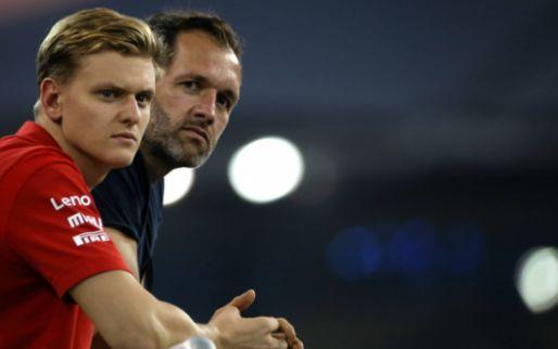 Schumacher naar Alfa Romeo: ''Kimi bijna met pensioen en Antonio is niet sterk''