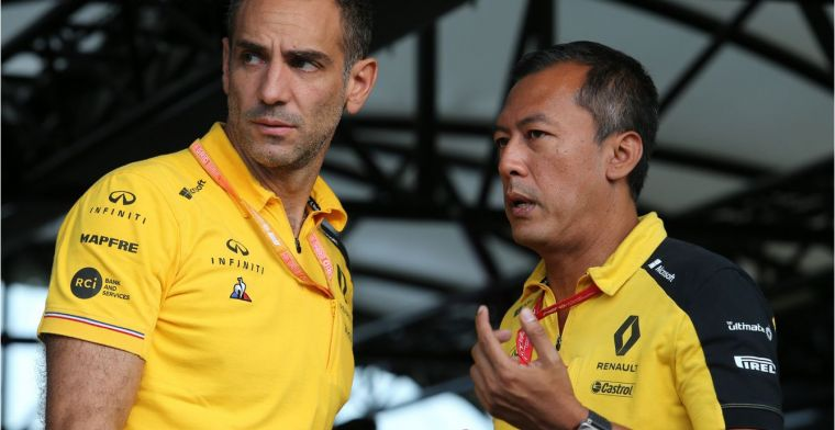 Abiteboul again pleads for a salary cap: We need to get this under control