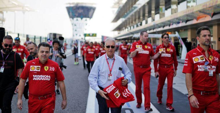 Piero Ferrari: 'No driver is bigger than the Ferrari team'