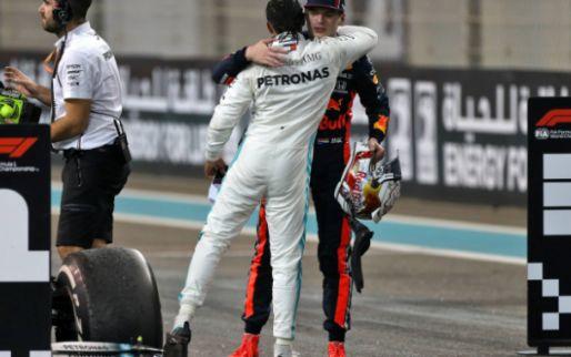 Luyendyk vergelijkt Hamilton en Verstappen: ''Dat zie ik bij hem niet meer''