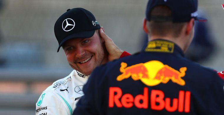Gerucht lijkt bevestigd te worden: Bottas is in gesprek met Red Bull