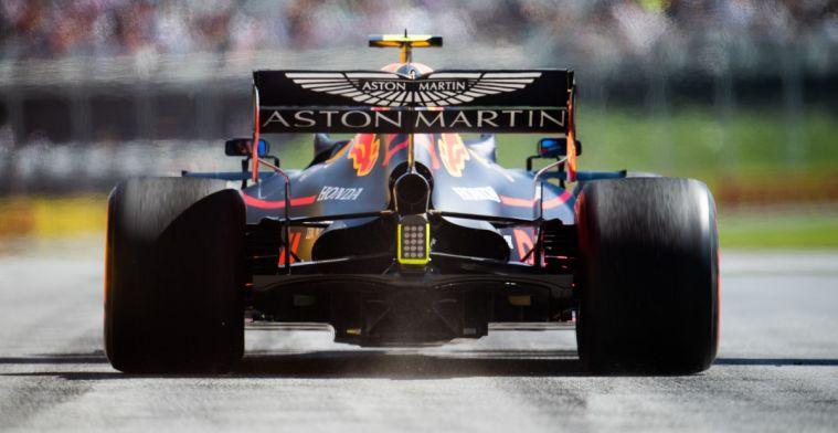 Red Bull Racing en Ferrari eensgezind en blokkeren voorlopig zwaardere auto's