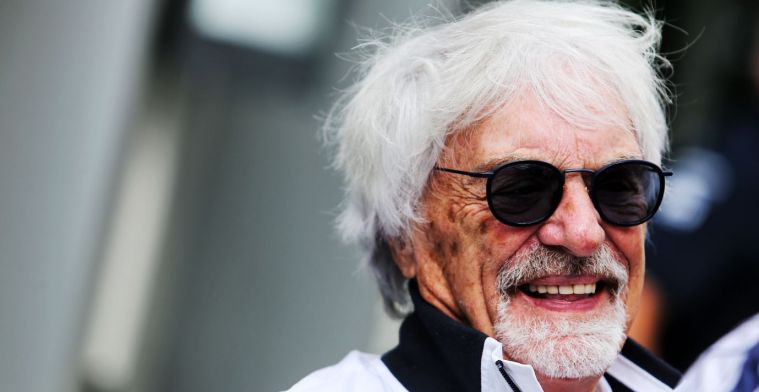 Ecclestone: This season only sails on hope'