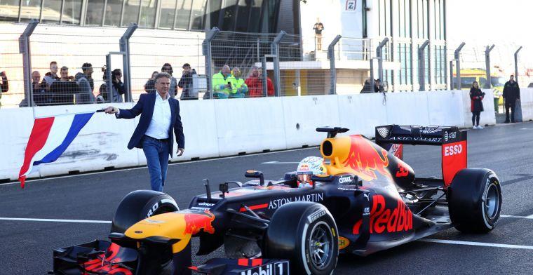 Van Overdijk bevestigt: ''Contract van drie jaar geldt voor minimaal drie races''