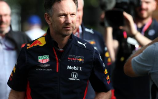 Horner over eerste race: