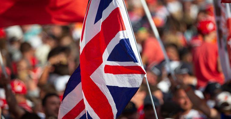 MotoGP at Silverstone has to make way for Formula 1
