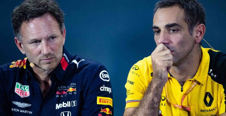 Abiteboul rejects Red Bull's idea: And that's probably no surprise