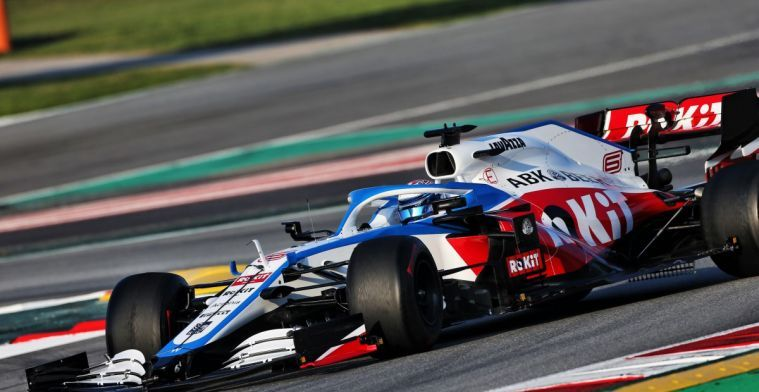 Williams will present new FW43 livery before the start of the season