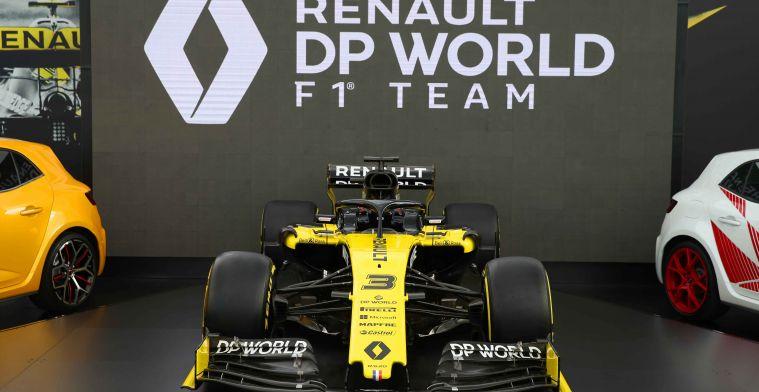 OFFICIEEL: Renault blijft ook na 2020 actief in de Formule 1